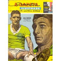 A Gazeta Esportiva Ilustrada Nº 255, De Junho De 1964