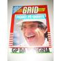 Revista-poster Grid Nº 898-b - Piquet Pé-quente - 1987