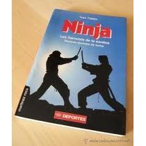 Livro Ninja - Los Samurais De La Sombra - Técnicas Secretas