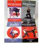 Lote 4 Livros Coleção Artes Marciais Especial Editora Online