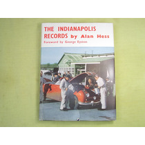 Livro Automovel Carro Antigos Records De Indianapolis