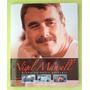 Livro Nigel Mansell: A Photographic Portrait - Fórmula 1