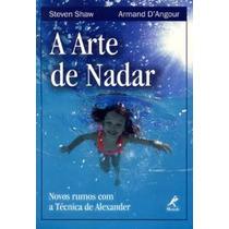 Livro A Arte De Nadar