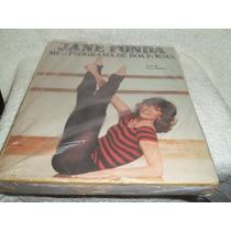 Meu Programa De Boa Forma - Jane Fonda - Frete Grátis