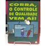 Livro - Corra, O Controle De Qualidade Vem Aí! - Scott Adams