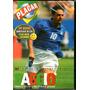 Dvd Baggio Coleção Grandes Craques Placar - Raro