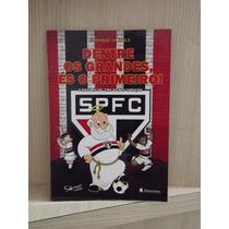 Livro Quadrinhos História Do São Paulo Futebol Clube