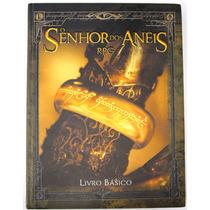 Livro Rpg Senhor Dos Anéis Livro Básico - Leia Tudo!