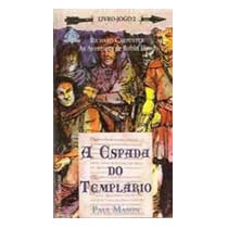 Livro A Espada Do Templário / Paul Mason / R P G
