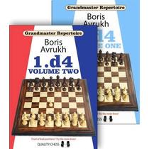 Repertorio De Grande Mestre 1.d4 - Vol. 1 E Vol. 2 - Avrukh