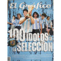 Revista El Gráfico 100 Ídolos Da Seleçao