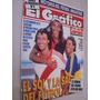 Revista El Gráfico 3718 1991 Racing; Roberto Perfumo