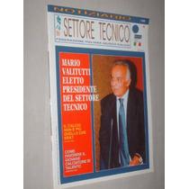 Revista Futebol Federazione Italiana Calcio 4 1998 Táticas