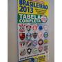Revista Futebol Guia Campeonato Brasileiro 2013 Aa