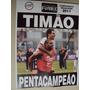 Revista Poster Corinthians Campeão Brasileiro 2011 Om