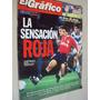 Revista El Gráfico 4014 09/1996 Vélez; River; Boca