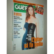 Revista Futebol Guerin 2001 1353 Superposter Trio Do Roma