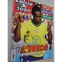 Revista Futebol Calcio 2000 98 2006 Historia Borussia Dortmu