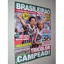 Revista Poster Fluminense Campeão Brasileiro 2010 B