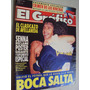 Revista El Gráfico 3892 05/1994 Poster Ayrton Senna