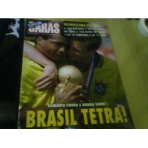 Revista Caras Especial N°7 1994 Brasil Tetra Sem Poster