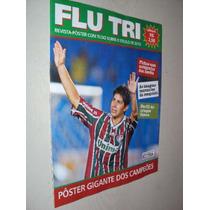 Revista Poster Fluminense Campeão Brasileiro 2010 A