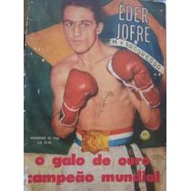 Sétimo Céu Nov 1960 Fotonovela Vida Boxeador Eder Jofre Bloc