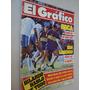 Revista El Gráfico 3473 1986 Mundial 86 Seleção Uruguay