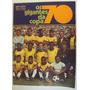 Revista Os Gigantes Da Copa De 70 - Fatos E Fotos De 1970