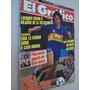 Revista El Gráfico 3471 1986 Seleção Argentina Seleção Urugu