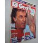 Revista El Gráfico 3572 1988 Seleção Argentina; Supercopa