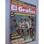 Revista El Gráfico 3670 1990 Caniggia; Bilardo