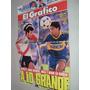 Revista El Gráfico 3784 1992 Copa Libetadores; Maradona