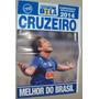 Revista Poster Cruzeiro 2014 O Melhor Do Brasil