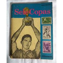 Revista Copa 70 Selecopas Seleções Futebol Brasil