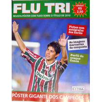 Pôster Fluminense Campeão Brasileiro 2012 - Flu Tri