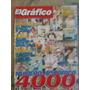 Revista El Gráfico Número Histórico 4000 De Junho De 1996.