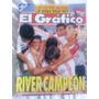 Revista El Gráfico River Campeón 1994.