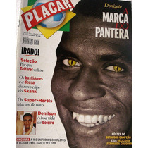 Revista Placar Nº1127 - Maio De 1997 Donizete Marca Pantera