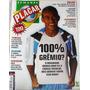 Revista Placar N° 1177 Maio De 2001 - 100% Grêmio