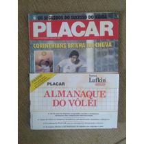 Placar Nº853 +almanaque Do Volei