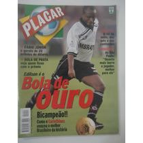Placar #1147 Ano 1999 Corinthians Campeão Brasileiro 98