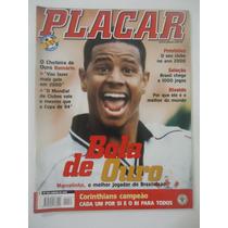Placar #1159 Ano 2000 Corinthians Campeão Brasileiro 99