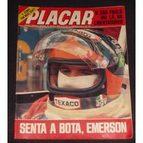 Revista Placar Nº 237 - Out/1974 - Tabela Carioca