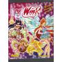 Álbum Winx Club- Panini- Vazio- Faltam 204 Figurinhas- Novo!