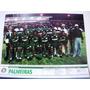 Miniposter Palmeiras Campeão Baiano 2002 Placar Frete Gratis