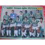 Poster Palmeiras Tetra E Brasil Tetra 1994 Placar Fret Grats