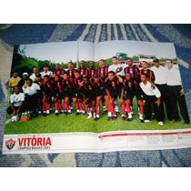 Poster Placar Vitória Campeão Baiano 2003