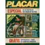 Placar Nº 580 26 Junho 1981 Pôster Atlético Paranaense