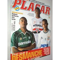 Revista Placar 1168 2000 Futebol Olímpico Sidney 2000